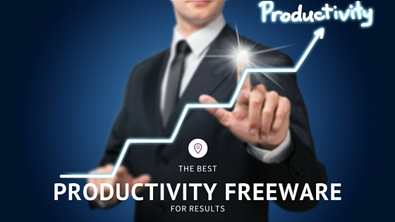 Productivity Freeware for Less Stress and More Results