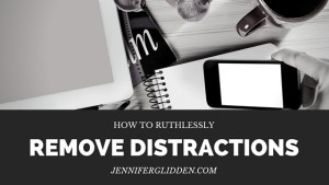 how-to-remove-distractions