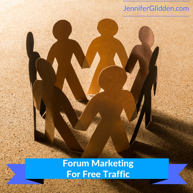 Forum Marketing Strategy for Free Traffic