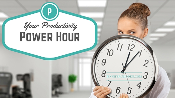 Your Productivity Power Hour